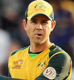 'Realist' Ponting admits cricketing career on brink of demise following 'run-drought'
