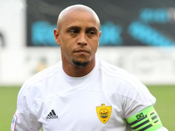 I wish Beckham well: Roberto Carlos