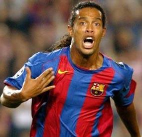 Ronaldinho to leave milan