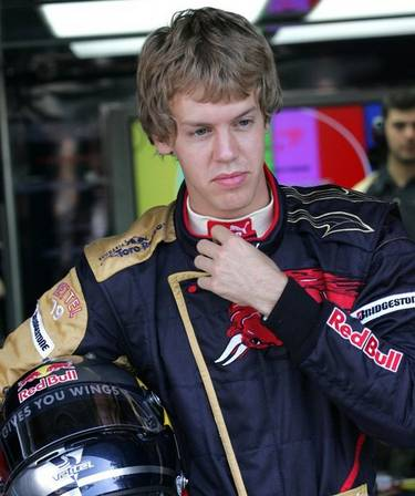 Vettel takes pole in Japan, Force India to start from sixth row ...