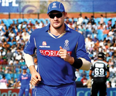 Kohli's experience instills lot of confidence in me, says RCB's Watson
