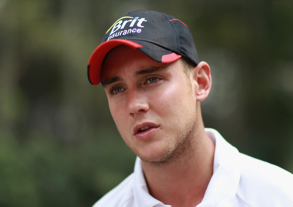 Injured Broad ruled out of NatWest ODI, Twenty20, ODI leg of India tour