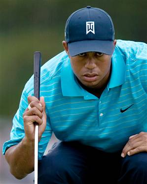 'Heckled' Tiger Woods misses cut at Quail Hollow