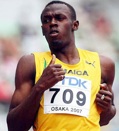 Bolt to compete in Golden League meeting in Paris
