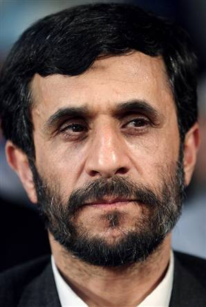 "Ahmadinejad denies rift with ""father-figure"" Khamenei"