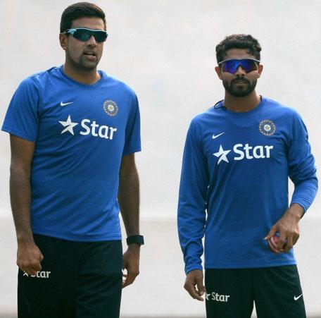Ashwin, Jadeja rested for T20I series against England