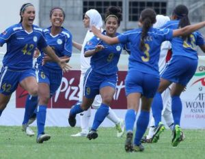 Women's Asia Cup qualifier: Myanmar edge past India 2-0