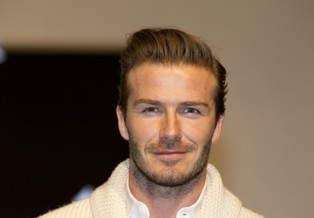 Beckham to be part of opening ceremony
