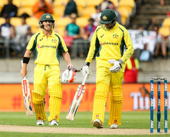 Warner, Khawaja rested for Chappell-Hadlee series