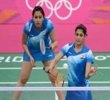 Jwala Gutta and Ashwini Ponnappa