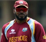 Gayle's sixer storm steers Windies rout of Proteas in first T20