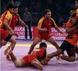 Bengaluru Bulls survive U Mumba scare in Pro Kabaddi League clash