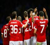 Man U play out goalless draw with PSV in CL