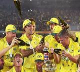 Oz squad drench MCG turf with booze as they partied till sunrise post winning WC