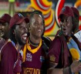 Windies call up Gayle, Sammy for World T20