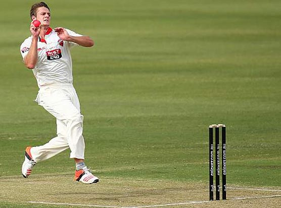 Joe Mennie cleared of serious injury after head blow