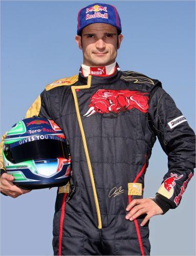 Vitantanio Liuzzi Sport F1
