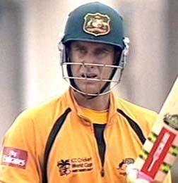 Hayden to bat for Queensland''s oil-spill affected Moreton Bay