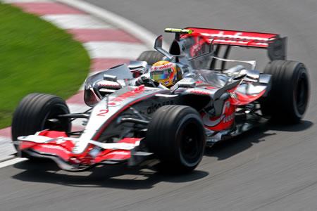 Barrichello fastest in first training for Monaco Grand Prix