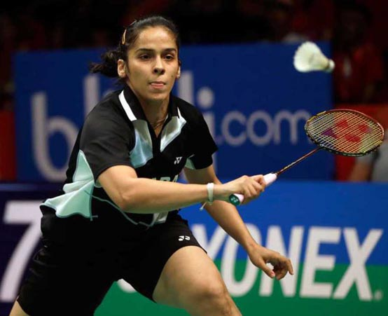 Saina survives Indonesian test to reach Macau Open quarters