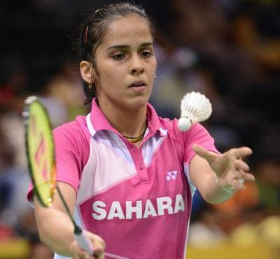Saina overcomes Kristina challenge to reach Swiss Open quarters