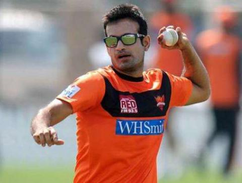 IPL 10: Irfan Pathan replaces injured Bravo in Gujarat Lions squad