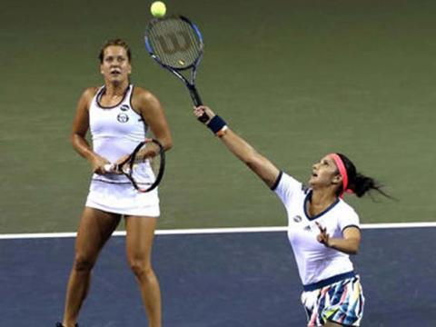 Unseeded Dabrowski-Yifan beat Mirza-Strycova to clinch Miami Open title