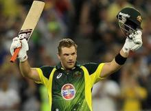 Finch urges Australia to tone down bravado while facing spinners