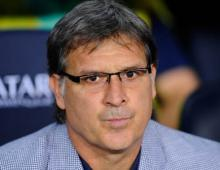 Argentina coach Martino doesn't aspire to make 'world best' Messi 'better'