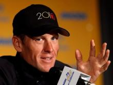 Armstrong persuaded to ride Tour de France route 24 hours ahead of race for canc