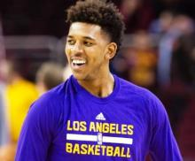 Nick Young's July 4 stint could have taken his hand