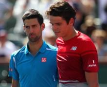 Djokovic, Raonic win opening matches in Rogers Cup