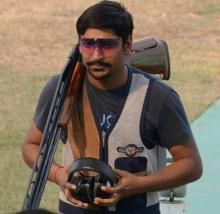 ISSF World Cup: Ankur Mittal bags gold in men's double trap