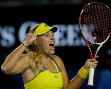 Angelique Kerber dethrones Serena to lift maiden Australian Open title