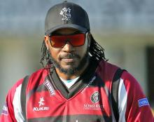 I still have a lot more to offer: Gayle