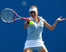 Vesnina downs Mladenovic to enter Indian Wells final