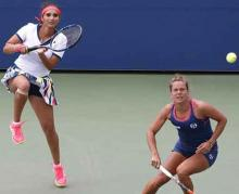 Mirza-Strycova cruise into Indian Wells Masters quarters