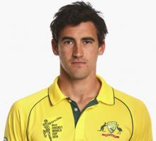 Starc, Lynn included in Australia's squad for Champions Trophy