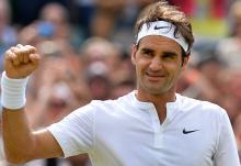 Australian Open Day 1: Returning Federer passes opening test