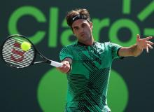 Miami Open: Federer beats Roberto Bautista Agut, reaches quarterfinals
