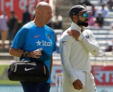 Dharamsala Test: Injured Kohli ruled out, Australia bats first