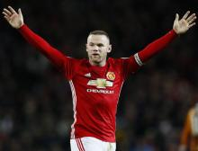 Rooney confirms he'll stay at Man U, quashes China move