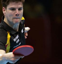 Ovtcharov ends Harimoto's dream run to clinch ITTF India Open title