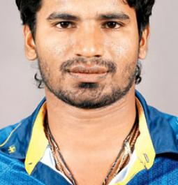 `Injured` Perera ruled out of first two B'desh ODIs