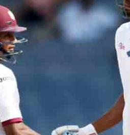 Jamaica Test: Chase, Dowrich rescue Windies against Pak on Day 1