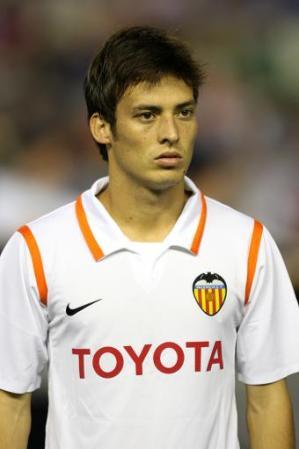 David Silva Football Picture