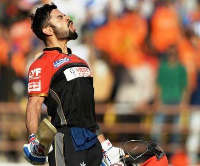 Kohli breaks Gayle's record of most runs in single IPL season
