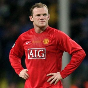 Rooney takes ninth spot in Man U's all-time goal scorers list