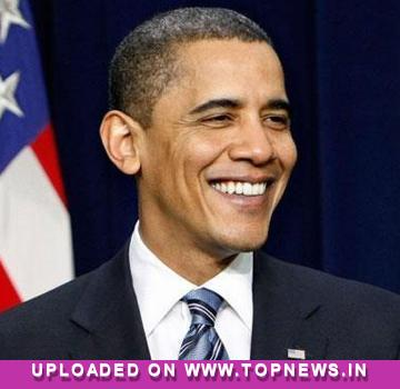 Obama sports smile in2nd term White House portrait