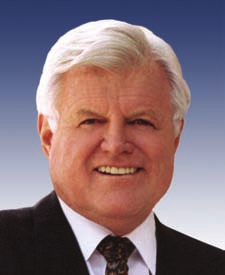 Edward Kennedy suffers 'mild seizure' – treated and released